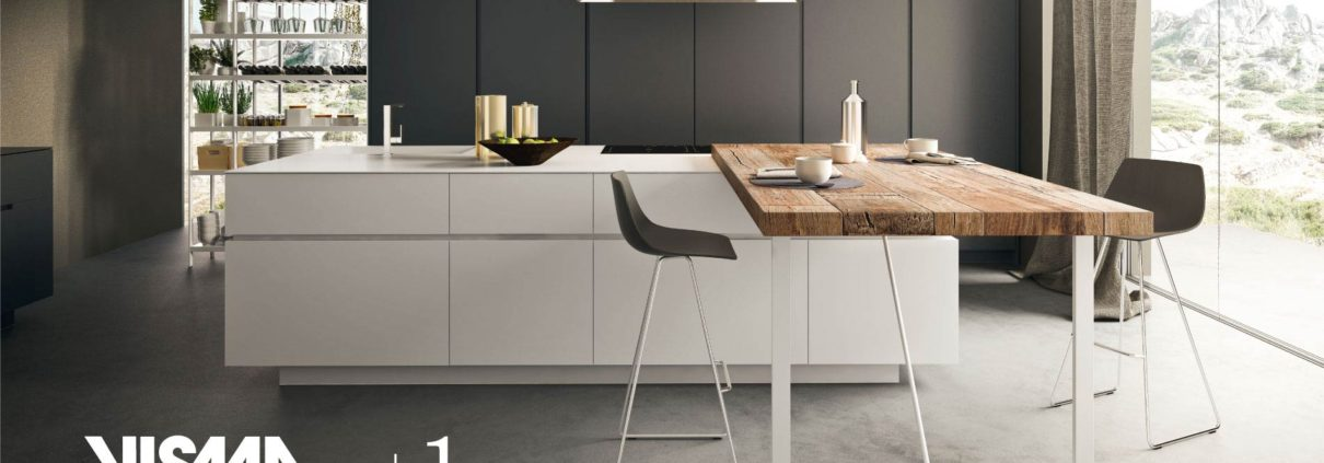 Cucina lineare cucinemoderne for Visma arredo cittadella